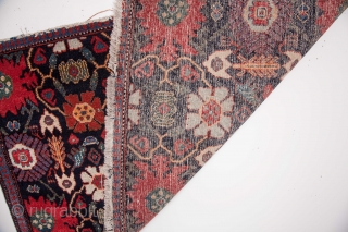 Persian Pile Seneh bagface  50 x 86 cm / 1'7'' x 2'9''