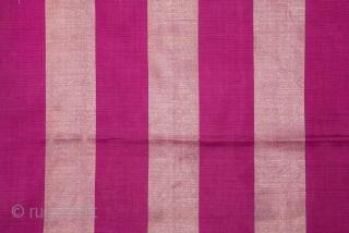 Syrian Silk Textile 103 x 225 cm / 3'4'' x 7'4''
