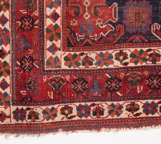 Afshar Fragment 63 x 90 cm / ' 2'8'' x 2'11'