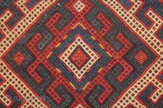 Caucasian Cicim Mafrash Panel