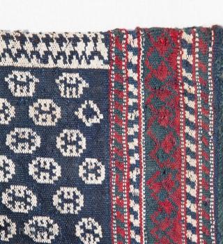 Warp Faced South Persian Bags 43 x 82 cm / 1'4'' x 2'8''
