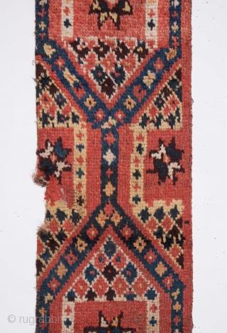 Uzbek Julkhirs Band 35 x 300cm / 1'1'' x 9'10''