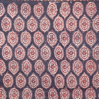 Qalamkar / Kalamkar Panel 82x88 cm / 32.28 x 34.65 in.