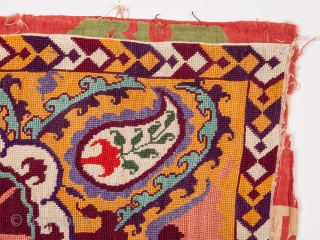 Uzbek Cross Stitch Embroidery 31 x 49 cm