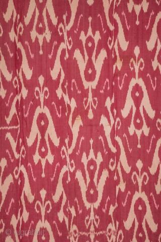 Uzbek Ikat Panel 150 x 180 cm / 4'11'' x 5'10''