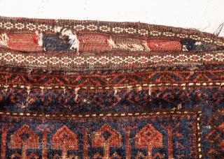 Baluch Bagface 63 x 63 cm / 2'0'' x 2'0''