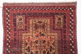 Baluch Rug 94 x 174 cm / 3'1'' x 5'8''