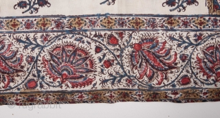 Persian Qalamkari 90 x 123 cm / 2'11'' x 4'0''