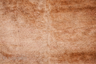 Central Anatolian Angora Tulu Rug  132 x 192 cm / 4'3'' x 6'3''
