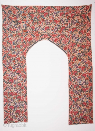 Central Asian Uzbek Suzani