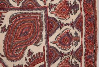 Kerman Embroidery 101 x 111 cm / 3'3'' x 3'7''