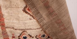 Persian Gabbeh Rug 128 x 156 cm / 4'2'' x 5'1''