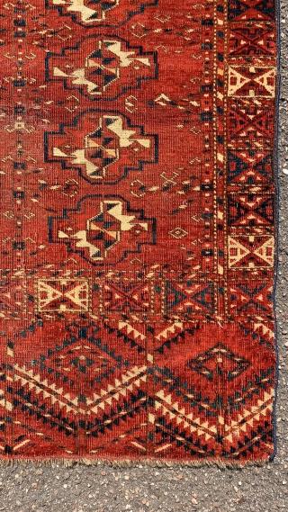 Turkmen tekke chuval , Save the date, Sartirana Textile Show in Turin from 21st to the 25th October 2020 together with APART, Antiques Fair,  #karlsruhe #suedliche_waldstrasse #antiquerugs #antiquekilim #islamicart #interiordesign #decoratifart  ...