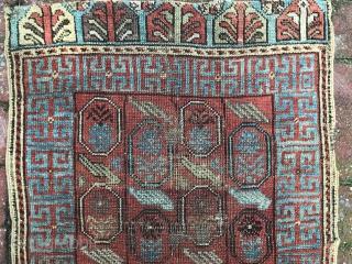 Old , Beautiful Yastik on Tessellation Row