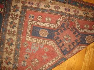 A Small Sized Kazak type rug