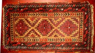A Baluch Balisht with Ashiks