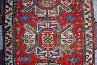 Fraggy Turkic Kazak