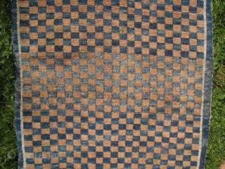 A Tibetan Checker Rug