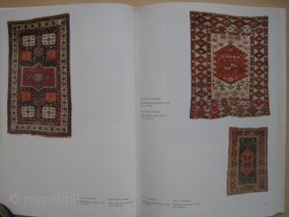 Book: Eberhard Herrmann: Von Konya bis Kokand. Seltene Orientteppiche III / From Konya to Kokand, Rare Oriental Carpets III Third volume in this much sought after set of 10+5 volumes. 196 pages, 122  ...