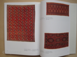 Book: Eberhard Herrmann: Von Konya bis Kokand. Seltene Orientteppiche III / From Konya to Kokand, Rare Oriental Carpets III