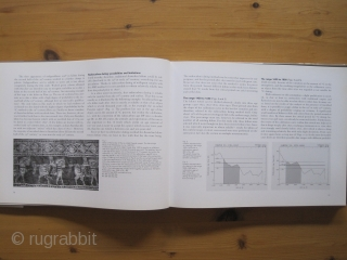 Book: Rageth, Jürg (ed.) Anatolian Kilims and Radiocarbon Dating. A New Approach to Dating Anatolian Kilims, 248 pages, 64 color plates, dust jacket in very good, book in fine condition. Published on the  ...