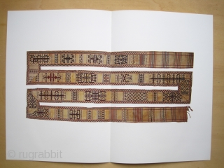 Book: Textil Kunst Feuer 2002. Title (translated): Textile Art Fire – Carpets and Textiles from Austrian Private Collections