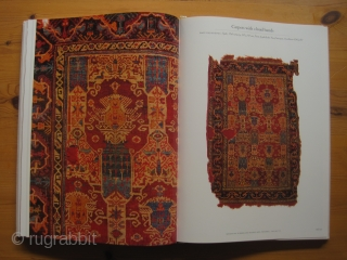 Book: Ertug, Ahmet (ed.). Turkish Carpets from the 13th-18th centuries.