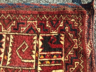 arround 1900. Ersari Beshir, Bashir Kapunuk