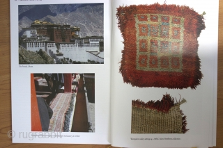 Tibet Wangden Square - Late 18th to Early 19th Century.  Very good condition with great colors. Heavy and dense. Priced to sell.