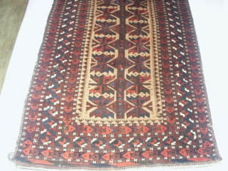 Fein  antik  Belutch  19 th. 78 X 145  cm.