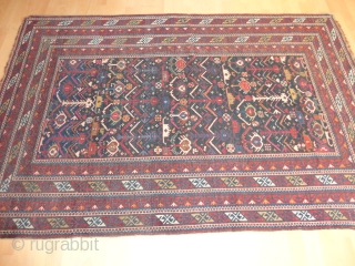 Very  fine  antique  Kuba  19 th.century  136 X 199 cm.