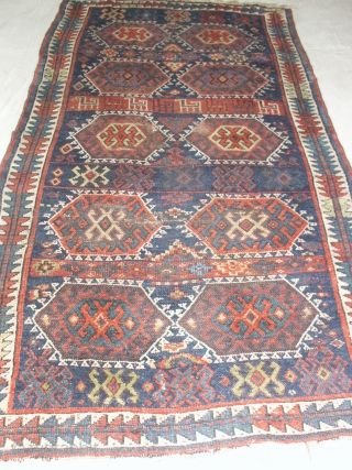 Superb  antique  Sangabi Jeff  Kurde 19 th. century