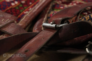 Mafrash Antique - Bedding Bag Persian Textile  Perfect Condition  More info: info@carpetu2.com