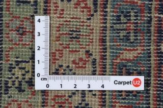 Antique Tabriz Persian Carpet 357x276cm. More details https://www.carpetu2.com