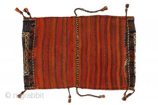 Antique Jaf Saddle Bag Persian Textile 112x71cm. More information https://www.carpetu2.com