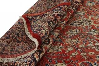 Antique Bijar Persian Carpet. More information https://www.carpetu2.com