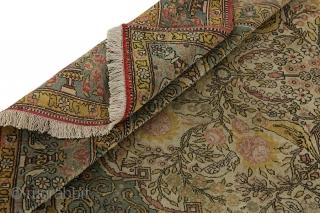 Kerman - Antique Persian Carpet  100+ years old  More info: info@carpetu2.com