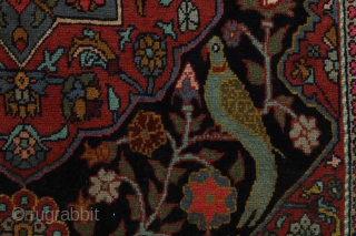 Kashan Persian Carpet 