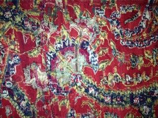 Kashmir shawl.  18ème siècle indien châle cachemire . Pour plus d'informations se il vous plaît faire email