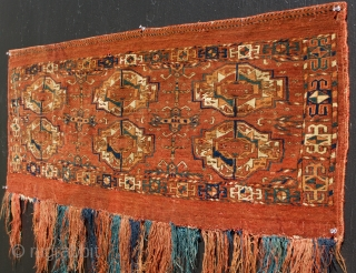 6-Gul Tekke Torba Chuval. NO RESERVE ! STARTS AT $1 on eBay:  http://www.ebay.com/sch/textilum/m.html?item=311669850831&ssPageName=STRK%3AMESE%3AIT&rt=nc&LH_Auction=1