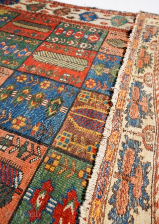 Early Village Bakhtiar or Bakhtiari