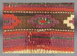 "Mokhari Rug, East Afghanistan, circa 1900(?), approx 3'6"" x 5'3""