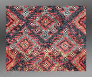 "Baluch Balisht, SE Persia, 19th C., 1'5"" x 2'6""