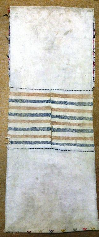 Anatolian saddlebag, no: 123, size: 118*46cm.