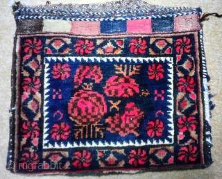 Afshar bag, great color.