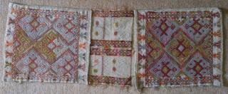Antique Anatolian Saddlebag, no: 135, size: 106*47cm, late 19th century, wool and wool.