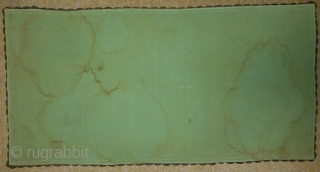 Antique Textile, no: 155, size: 77*40cm, 19th century, silk and metal.