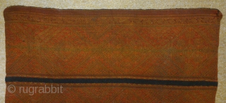 Antique Aymara (Peru or Bolivia), no: 223, size: 97*77cm, 19th wool and wool.