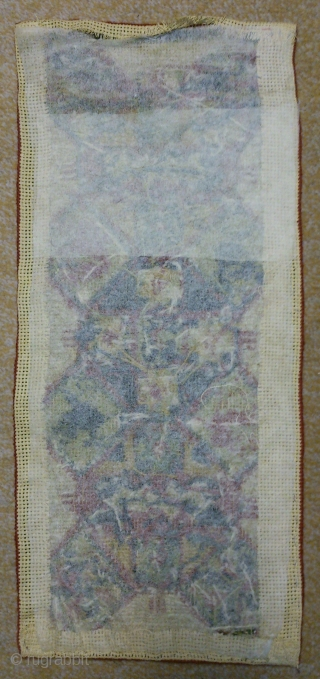 Antique swedish cross stitch, no: 206, size: 52*29cm, pictorial design, is the wall hangings , wool on linen, all natural colors.