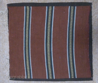 Antique cushion Swedish kilim, no: 278, size: 47*50cm.